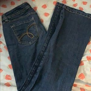 2 for 10*** Bongo bootcut jeans